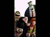 "@IMDb: Watch the ""living poster"" for Hotel Transylvania 2 below!"