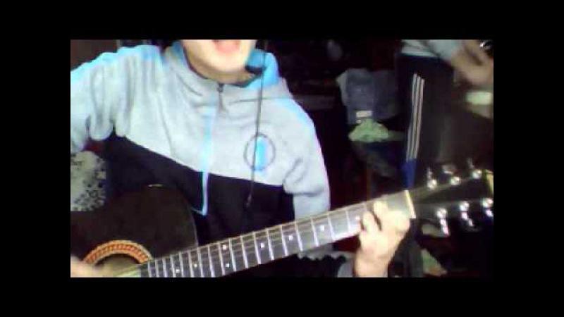 Армейские и дворовые песни под гитару Целуйте бабы рельсы кавер