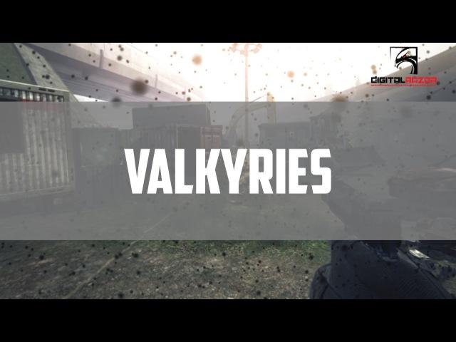 [1 Место Конкурсная робота DigitalRazor] Valkyries Contract wars by Sekicher