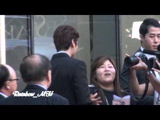 [직캠] 20150910 LeeMinHo Seoul International Drama Awards 레드카펫(수정본)~~by Rainbow_MH