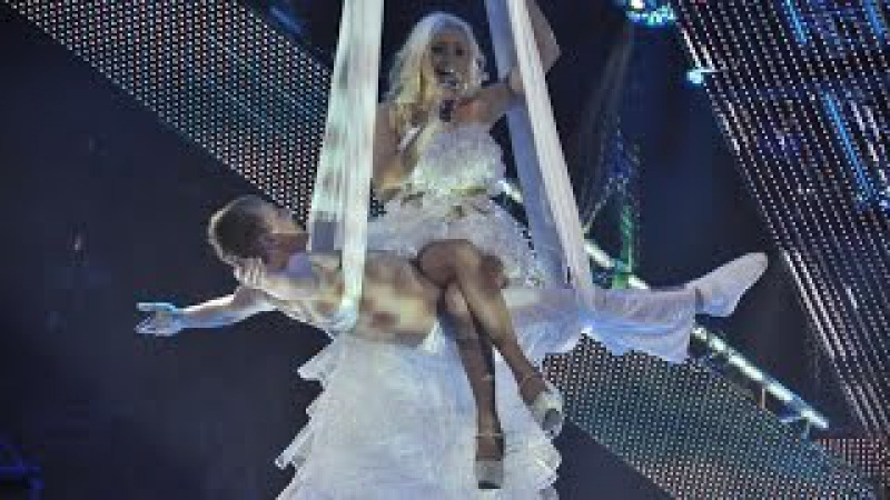 Ірина Федишин - Твій Ангел ( зіркою хочеш буду зіркою) (Live) 2012