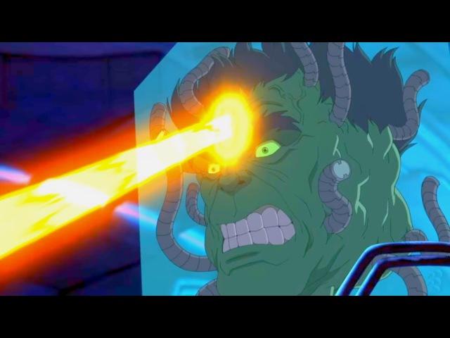 Халк и агенты СМЭШ - Планета-монстр. Часть 2 - Сезон 2, Серия 26 | Marvel