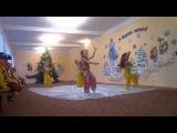 Восточный танец для детей детского сада