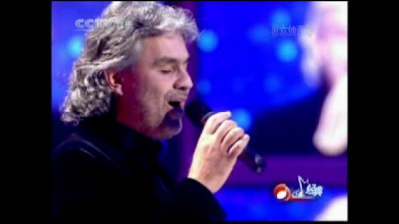 Andrea Bocelli - Can't Help Falling In Love - WMA 2006