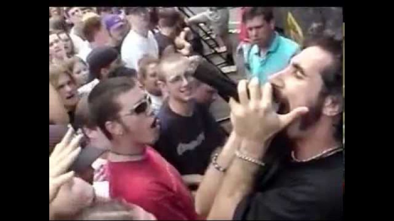 System of a Down - Ozzfest 98 [St. Louis] - Suite-Pee
