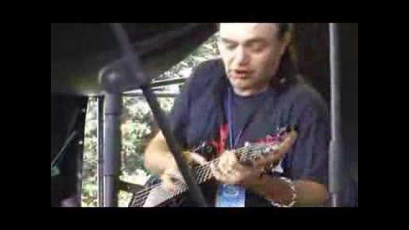 Alex Choub Bass Solo - Bassworks