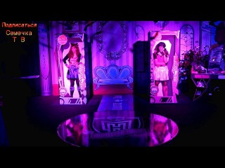 Музей сказок Герои мультиков оживают Фиксики Свинка Пеппа Эльза Монстер Хай Халк видео на русском