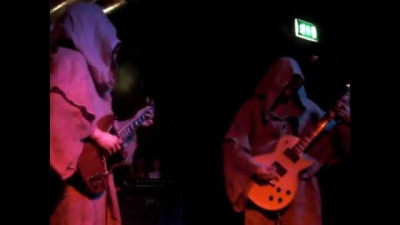 HYPOTHERMIA - Gråtoner (Live @ Wien 27.Oct.2009)
