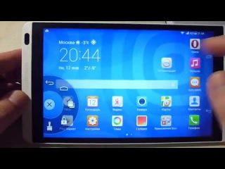 Обзор Huawei MediaPad M1 8.0 (Бюджетный планшет) (Review Huawei MediaPad M1 8.0)