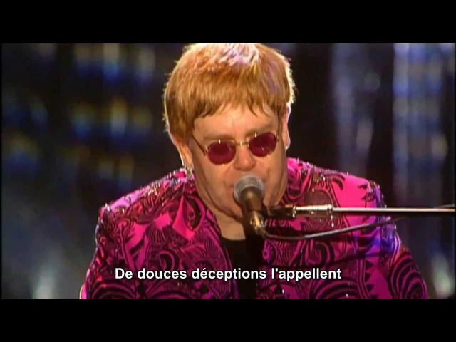 Elton John Sacrifice Traduction Française