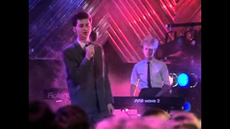 Depeche Mode - See You (Top of the Pops, March 11th '82)