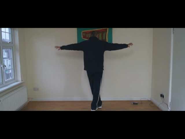 Greek Dance lesson - Hasapiko - part 1