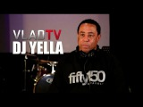 "DJ Yella: All of NWA Knew Ice Cube Won With ""No Vaseline"""