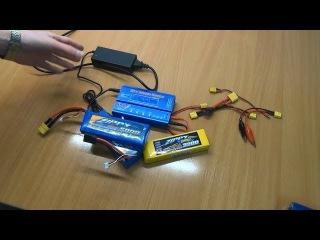 Как заряжать Lipo на iMax B6 и расчет тока заряда