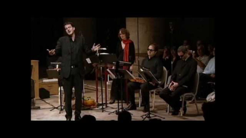 'Ciaccona del Paradiso e del Inferno' P Jaroussky Arpeggiata - Pluhar, life