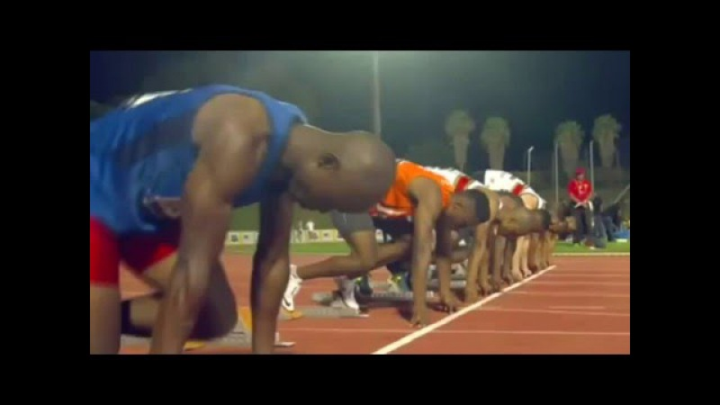 Akani Simbine runs 9.96 (0.4) Breaks South Africa's 100m Record [HD]