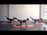 Simone De La Rue - Dance Cardio Workout 2 | Интервальная тренировка (кардио + упражнения для тонуса мышц)
