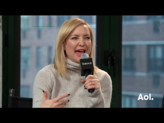 Kate Hudson and Lucy Liu discuss KUNG FU PANDA 3 _ Interview - January 26th, 2016