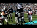 Cam Newton to Ed Dickson TD vs. Atlanta _ Spanish Radio Call