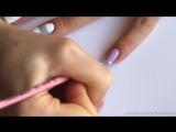 Дизайн ногтей Свитер. Вязаный маникюр на гель-лаке