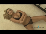 Jodie Gasson-Sexy Striptease