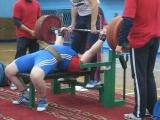 Победитель в весе до 105 кг, Сергей Дегтярев - 202,5 кг