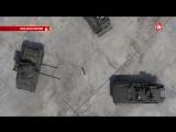 Боевой танец «Арматы»_ на какие трюки способен новейший российский танк