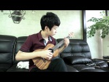 (Bruno Mar) Just The Way You Are  - Sungha Jung (Ukulele)