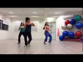 Zumba ® fitness with Orit - sonny flame-Loca pasion