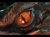 The Hobbit Beautiful voice of the dragon (REVENGE)