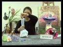 Как сделать букет из игрушек