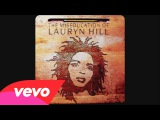 Lauryn Hill - Can't Take My Eyes Off Of You (Audio)