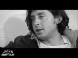 Carl Barat Interview - Jack Daniels' Birthday