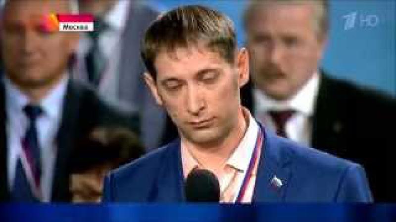 Путин дрючит зам. министра Минздрава! Хватит тырить деньги