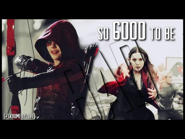 ► MARVEL DC females | so good to be bad [silvi]