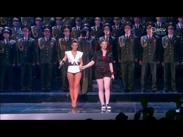 T.A.T.u. - Not Gonna Get Us [From Eurovision 2009]