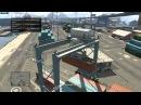 Прохождение GTA: 5 (Миссия 23: Разведка в Порту)