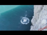 Суицидник на скале Дива, падение с 53 метров