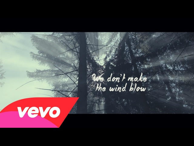 The Common Linnets - We Don't Make The Wind Blow (lyric video)