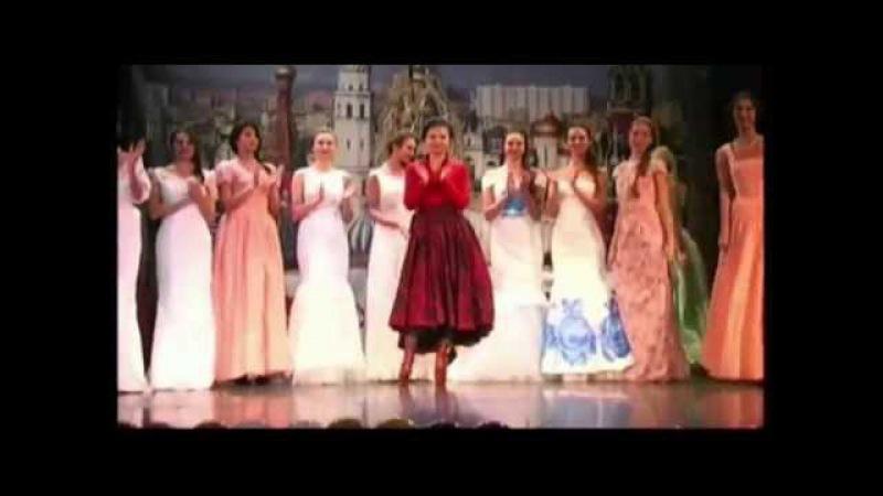 ПОКАЗ ЦЕЛИКОМ Iriya fashion show 10.10.15