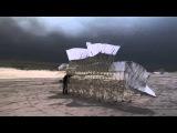 Кинетические скульптуры Тео Янсена Theo Jansen kinetic sculptures