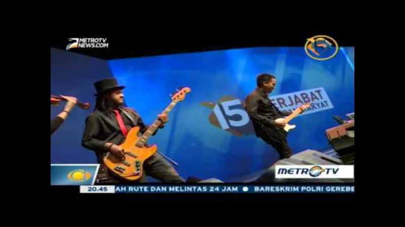 Ganjar Pranowo feat Kikan Cokelat Bendera Mata Najwa