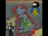 Геты наркоманы. Или вокруг Британии за один ход. Total War: Attila