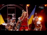 Eurovision HDTV - Svetlana Loboda - Be My Valentine! (Anti-Crisis Girl) (Ukraine) Final 2009