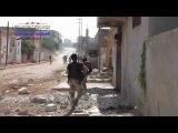 12.10.2015 Сирия, видео. Уличные бои в Кафранбуде