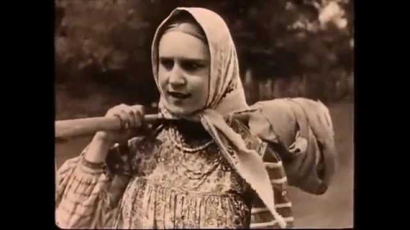 Бабы рязанские 1927 Советское кино смотреть онлайн
