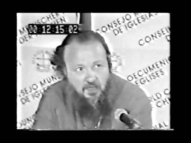 Искажение Патриархом смысла Символа веры