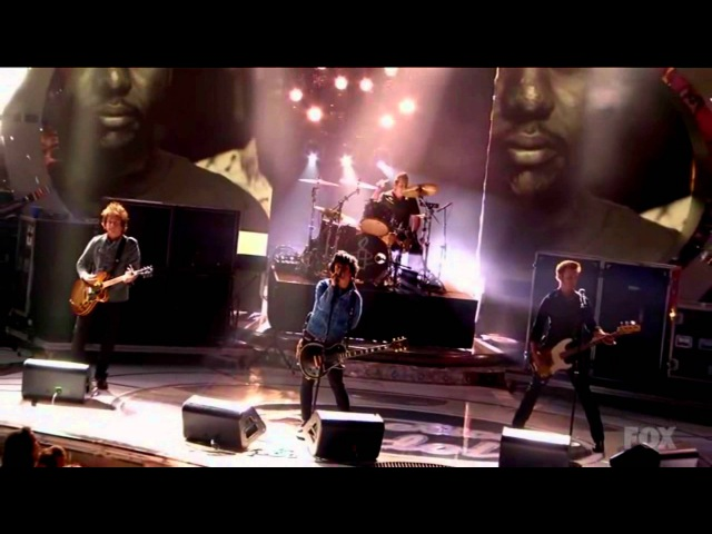 Green Day - Working Class Hero (Live American Idol) (Restored to Blu-Ray Quality)
