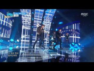 151226 연말결산 음악중심 EXO Call me Baby 1080 - Video Dailymotion