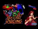 Стрим Rock n' Roll Racing (Sega) Прохождение